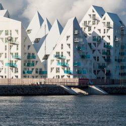 Aarhus Icebergs, by Matthias Buehler via FlickrCommons